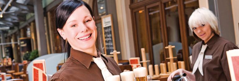 Dresden – Restaurantfachkräfte