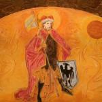 Malerei Aleko Adamia im Wenzel Dresden